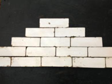 Reclaimed Brickyard Glazed Bricks